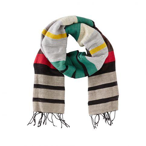 fashionABLE Multi-Stripe Scarf | Tea Collection