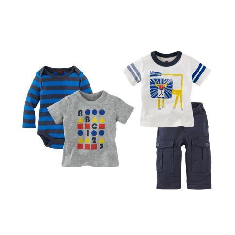 Baby Bauhaus 4-Piece Set