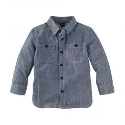 Chambray Shirt | Tea Collection