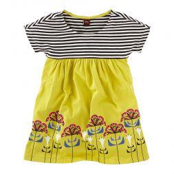 Tea Collection Otti's Blumen Empire Dress