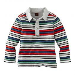 Tea Collection Albers Stripe Polo Shirt