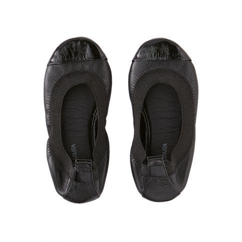 Yosi Samra Leather Ballet Flat | Tea Collection