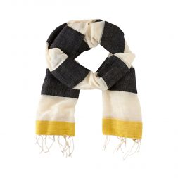 fashionABLE Tri-Color Scarf | Tea Collection