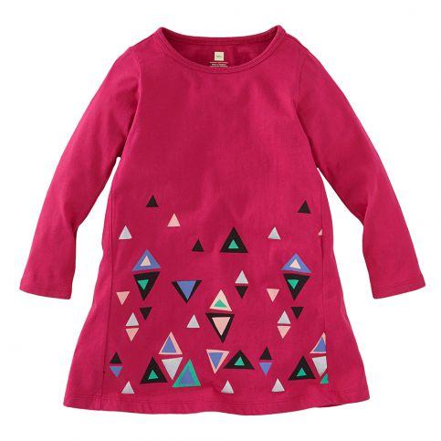Dreiecke Graphic Dress