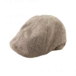 Tweed Newsboy | Tea Collection