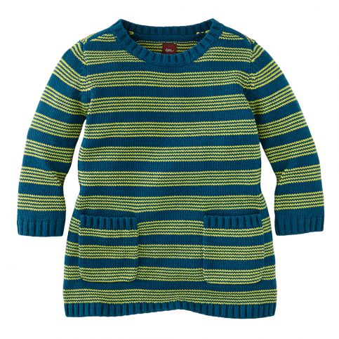 Marzella Stripe Sweater Tunic