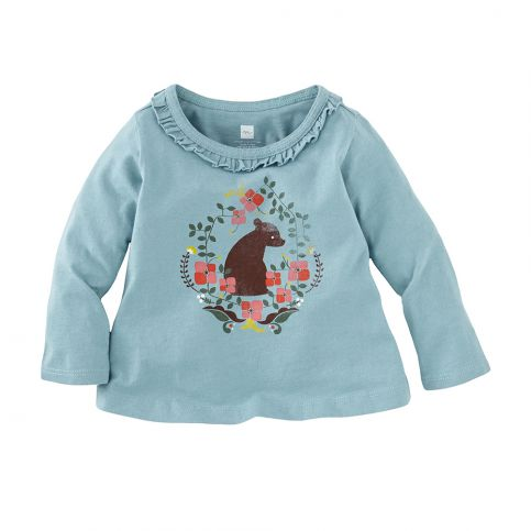 Kleiner Bär Graphic Baby Top
