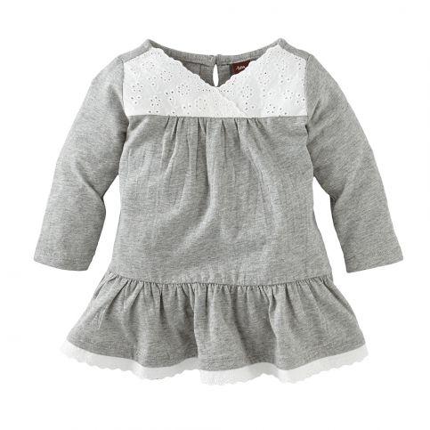 Adelheid Eyelet Baby Dress