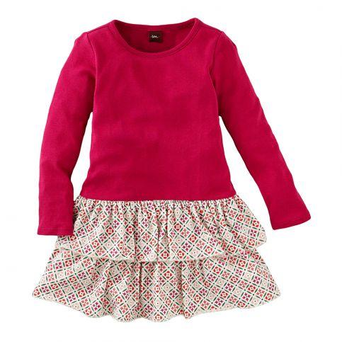 Cross Stitch Tiered Dress