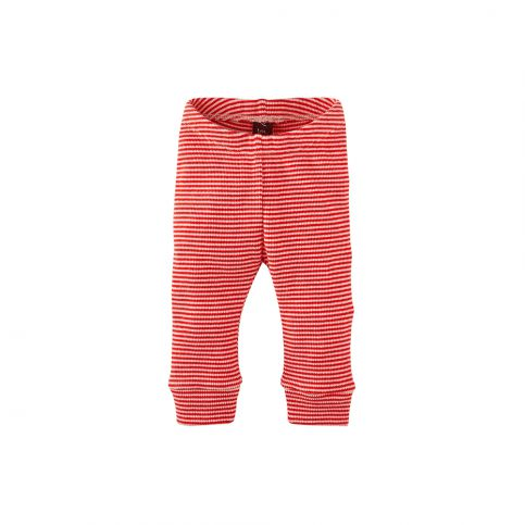 Kuschelig Striped Thermal Baby Leggings