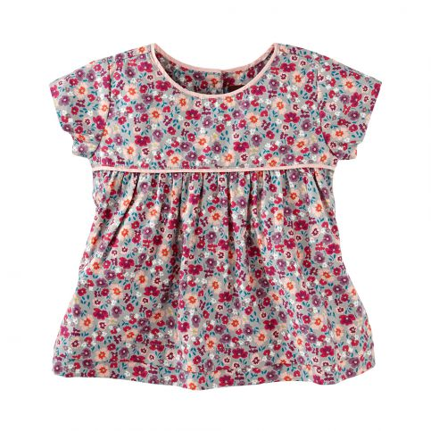 Wiesenblumen Sateen Top