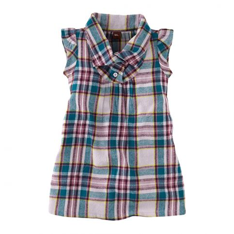 Stuttgart Flannel Dress