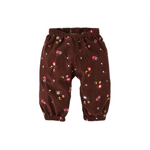 Mädchen Corduroy Baby Pants