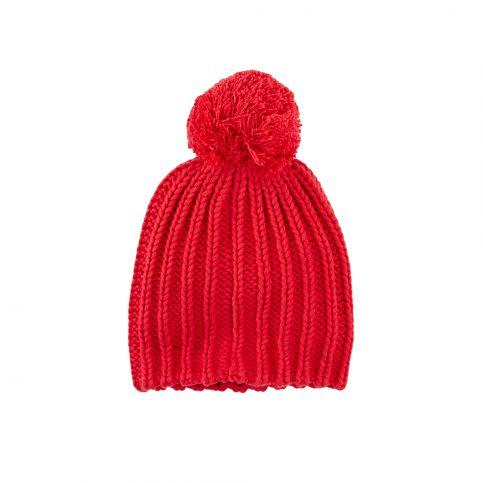 Boys Slouchie Pom Hat