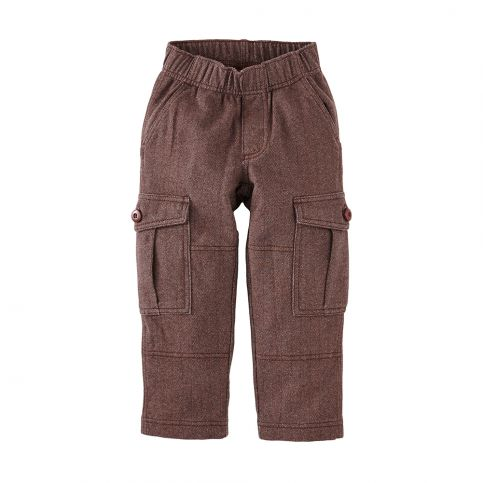 Herringbone French Terry Cargo