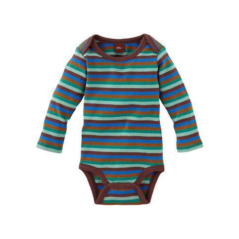 Fritzi Striped Bodysuit