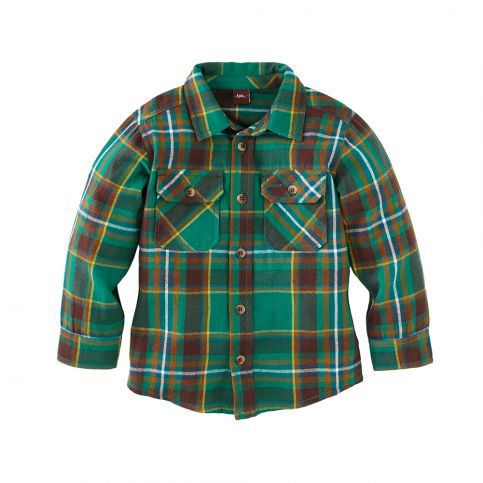 Holzschnitzer Flannel Shirt