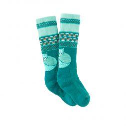 Smartwool Wintersport Fox Socks | Tea Collection
