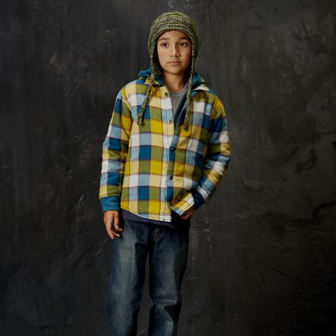 Donau Reversible Shirt Jacket