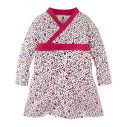 Tea Collection Bavarian Garden Wrap Dress