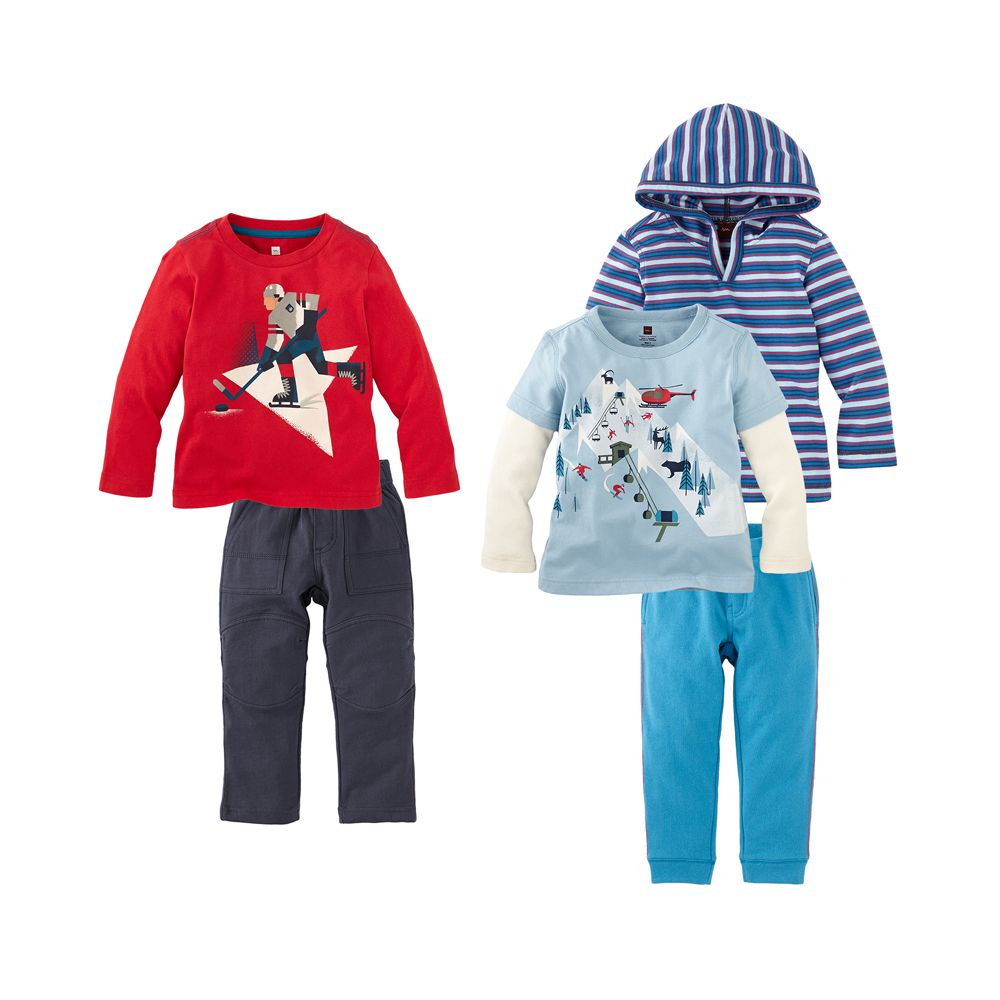 Tea Collection Winter Sport Set