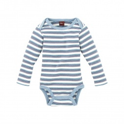 Bicoastal Stripe Bodysuit