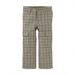 Wayfarer Plaid Cargo Pants