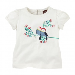 Love-Love Baby Tee | Tea Collection