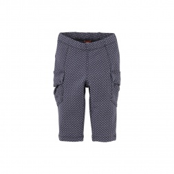 Pin Dot Skinny Baby Cargo Pants | Tea Collection