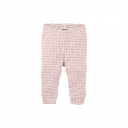 Woodblock Dot Knit Pants | Tea Collection