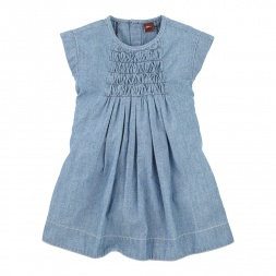 Citizen Chambray Dress | Tea Collection