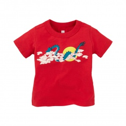 Yong Dragon Graphic Tee | Tea Collection
