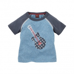 Paisley Melody Graphic Tee