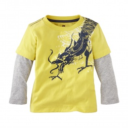 Daring Dragon Double-Decker Tee | Tea Collection