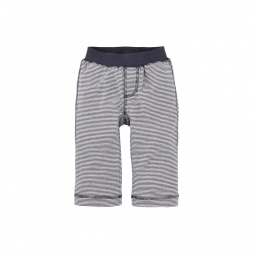 Heritage Stripe Easy-Fit Pants | Tea Collection