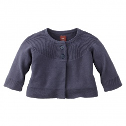 Klitzeklein Baby Cardigan | Tea Collection