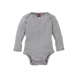 Maritime Stripe Bodysuit | Tea Collection