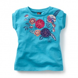 Rohira Applique Graphic Tee