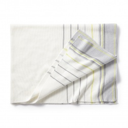 Yellow Stripe Suryasta Blanket | Tea Collection