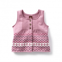 Aanya Baby Sweater | Tea Collection