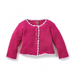 Iniya Baby Cardigan | Tea Collection