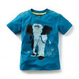 Hathi Graphic Tee | Tea Collection