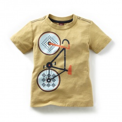 Ralli Bike Graphic Tee | Tea Collection