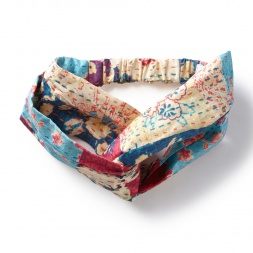 Patchwork Kantha Headband