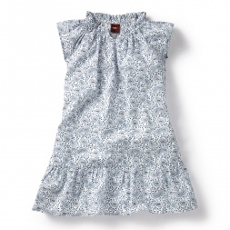 Sita Paisley Dress | Tea Collection