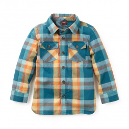 Phulia Plaid Shirt