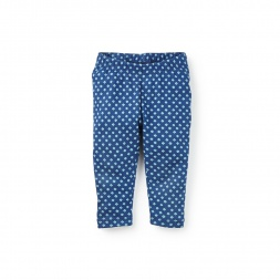 Bandhini Dot Baby Pants | Tea Collection