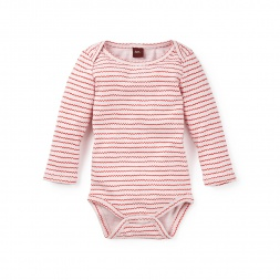 Baby Girl Western Ghat Bodysuit | Tea Collection