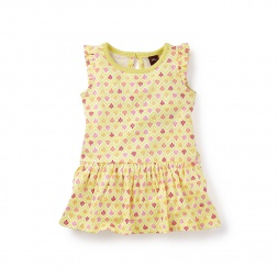Baby Girl Ishya Baby Flutter Dress | Tea Collection