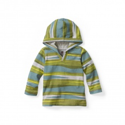 River Safari Happy Hoodie for Baby Boys | Tea Collection